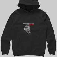 DesmoSport Ducati - On The Gas Hoody